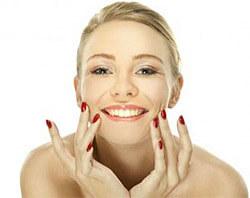 Гимнастика для подтяжки кожи лица (фото)
