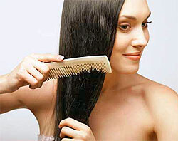 Длинные волосы (фото)