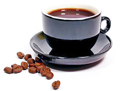 Чашечка кофе (фото)